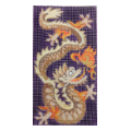 Purple Dragon Needlepoint Canvas