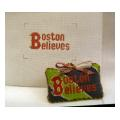 Boston Believes Red Sox Sports Needlepoint Canvas