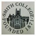 Smith College Needlepoint Canvas