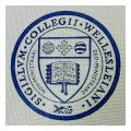 Wellesley College Needlepoint Canvas